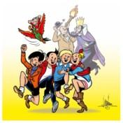 Grote fusie in boekenland: Jommeke gaat bij Suske en Wiske wonen