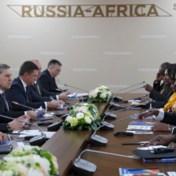 Poetin ziet steeds meer kansen in Afrika