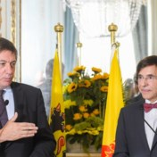 Jambon en Di Rupo hebben 'aangenaam gesprek' (maar niet over federale formatie)