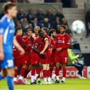 Moedig Genk ondergaat wet van de sterkste tegen Liverpool