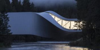 Een brug die ook een museum is