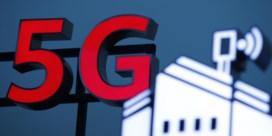 'België dreigt 5G-trein te missen'
