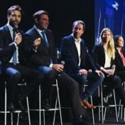Voorzitterskandidaten MR kruisen de degens in atypisch debat