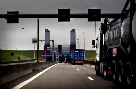 Gratis door toltunnel om Antwerpse ring te ontlasten