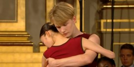 'Girl'-acteur Victor Polster geeft beste van zichzelf in optreden voor prinses Elisabeth
