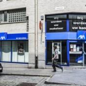 Bankkantoren vangen weer de klappen op