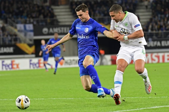 Roman Yaremchuk blijft AA Gent trouw