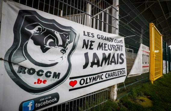 Journalisten met geweld bedreigd tijdens Olympic Charleroi - Lierse Kempenzonen in eerste amateurklasse