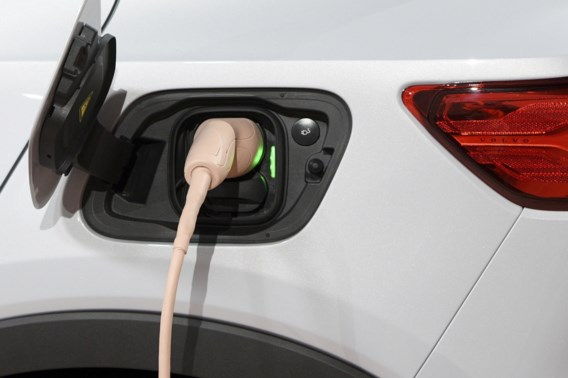 Premies voor elektrische wagen stopgezet