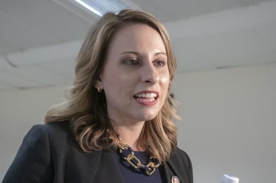 Onderzoek naar Congresvrouw van wie naaktfoto's zijn gelekt