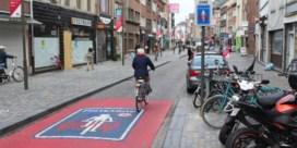 Fietsers inhalen is voortaan verboden in Mechelse binnenstad
