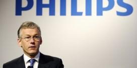 Fors minder winst voor Philips