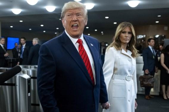 Beslissing over afzettingsprocedure Trump valt donderdag