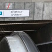 Metrostation Rogier en Munthof vrijgegeven na vals alarm