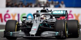 Lewis Hamilton boekt tiende zege van het seizoen in Mexico, maar moet nog heel even wachten op zijn zesde wereldtitel