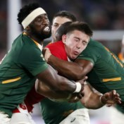 Rugbyploeg Zuid-Afrika krijgt steeds meer kleur (dankzij Mandela)