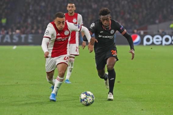 Ajax-toptalent Sergiño Dest laat Nederland in de kou staan en kiest voor Amerika