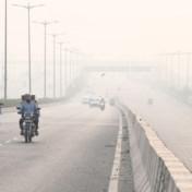 New Delhi kampt met slechtste luchtkwaliteit ooit na vreugdevuurwerken