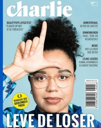 'Charlie Magazine' stopt met printversie, ook toekomst online magazine erg onzeker