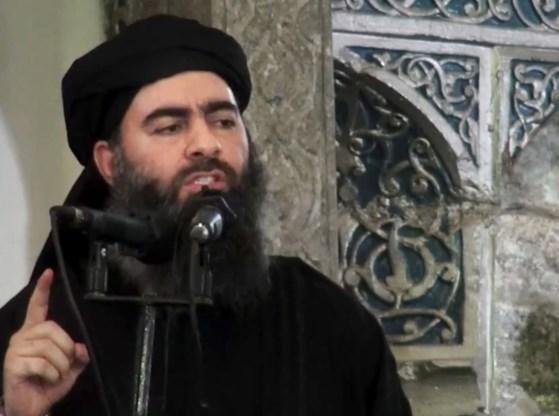 'Lijk van Baghdadi in zee gedumpt'