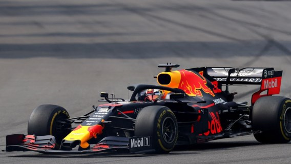 Max Verstappen tijdens GP van Mexico verkozen tot 'Driver of The Day'