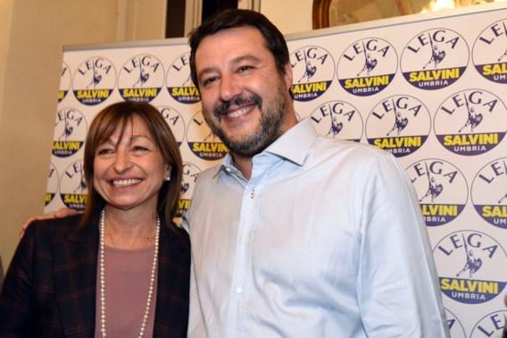 Lega boekt grote winst bij regionale verkiezing in Umbrië