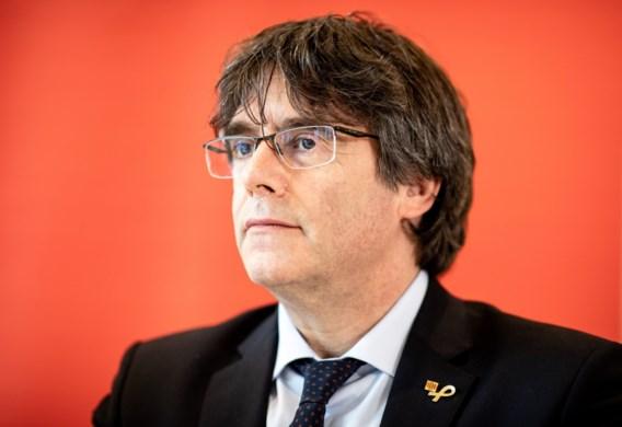 Carles Puigdemont vraagt uitstel aan de raadkamer