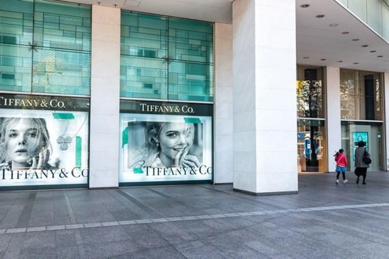 LVMH biedt 14,5 miljard voor juweliersketen Tiffany