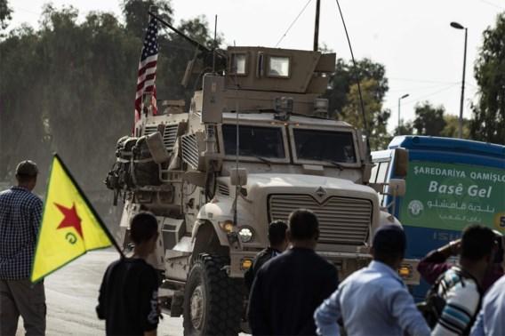 Koerdische militie YPG trekt zich voortijdig terug uit noorden van Syrië