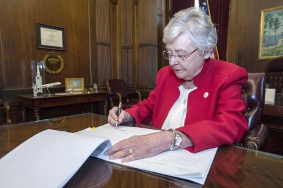 Abortus in Amerikaanse staat Alabama dan toch niet verboden