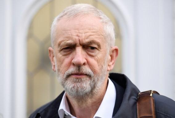 Labour gaat vervroegde verkiezingen steunen