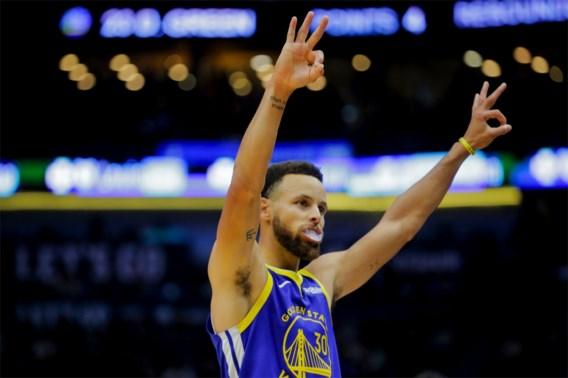 Stephen Curry stelt met Golden State orde op zaken in NBA, Russell Westbrook heeft geen genade met ex-ploeg
