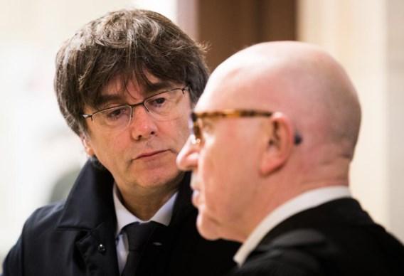 Spaanse regering: 'Onbegrijpelijk als België voortvluchtigen niet overlevert'