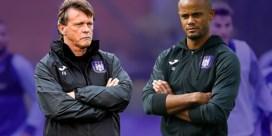 """Anderlecht-coach Frank Vercauteren reageert op vijf punten van het systeem-Kompany: """"De filosofie blijft, maar balbezit is voor mij niet heilig"""""""