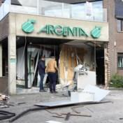 Grote schade bij plofkraak op Argenta-kantoor in Sint-Niklaas