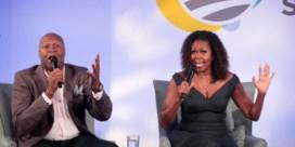 Michelle Obama tegen haar broer: 'Je kan me nog altijd niet first lady noemen, toch?'