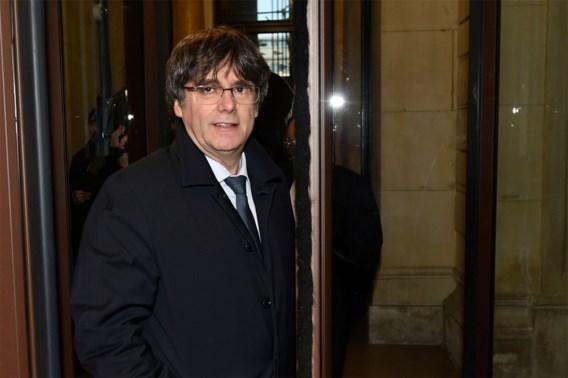 Puigdemont krijgt uitstel van raadkamer