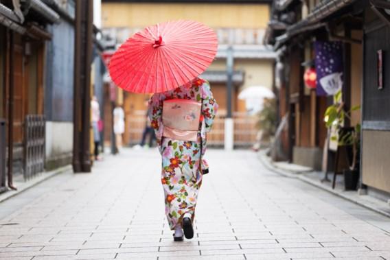 Kyoto deelt boetes uit aan toeristen die geisha's lastigvallen