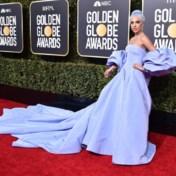 'Vergeten' jurk die Lady Gaga droeg op de Golden Globes wordt geveild door kamermeisje