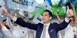 Tom Van Grieken volgt zichzelf op als voorzitter Vlaams Belang