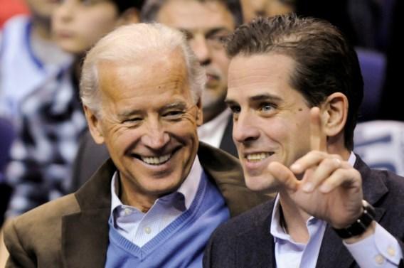 Hunter Biden ontkent illegale activiteiten in Oekraïne