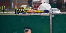 Engeland zien of sterven in een container