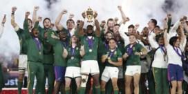 Zuid-Afrika kroont zich tot wereldkampioen rugby