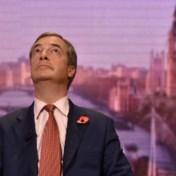 Farage zelf geen kandidaat bij vervroegde Britse verkiezingen