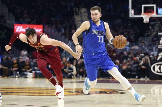 """Sterren van LA Lakers komen onder stoom, Sloveense 'tovenaar' blijft verbazen in NBA: """"Hij is de toekomst"""""""