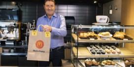 Topman McDonald's moet opstappen na relatie met medewerker