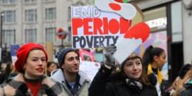 Woord van de dag: menstruatie-armoede