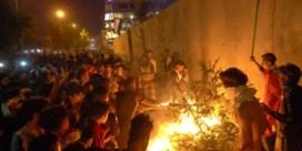 Iran staat onder druk van Arabische straat