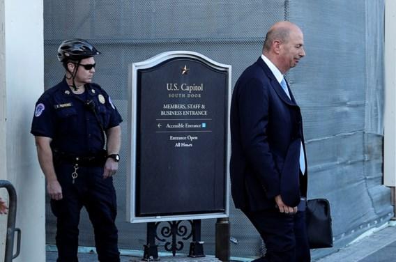 Amerikaanse ambassadeur Sondland getuigt tegen Trump
