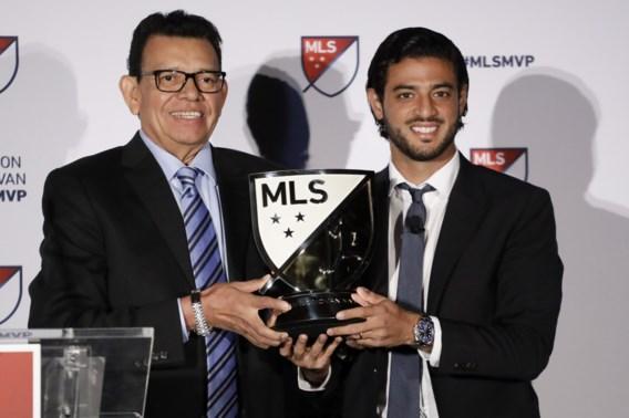 Zlatan Ibrahimovic is niet verkozen tot de beste speler van de MLS